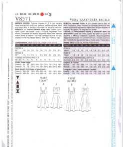 Vogue V8571 1