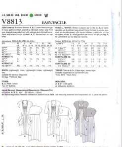 Vogue V8813 F
