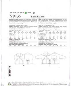 Vogue V9135 1