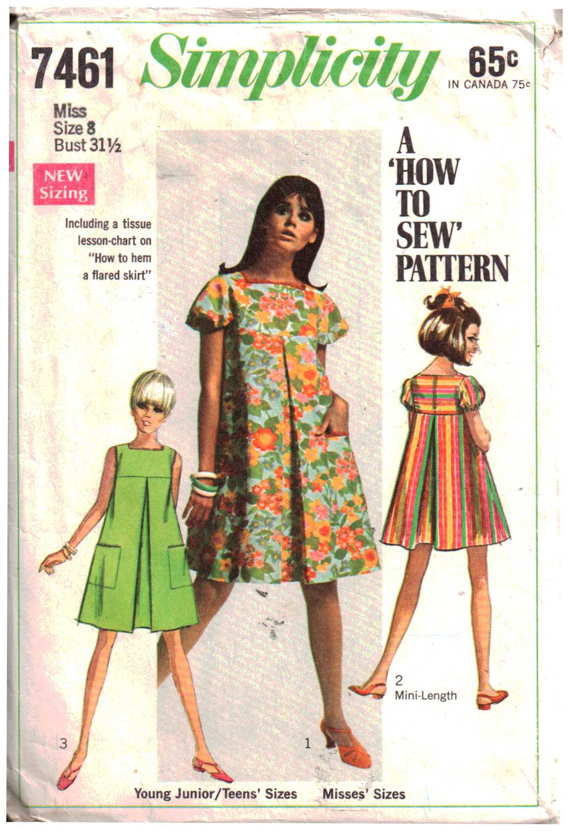 e9d33ac9dbccb Sewing Patterns - Pattern-Walk Simplicity Sewing Patterns collection