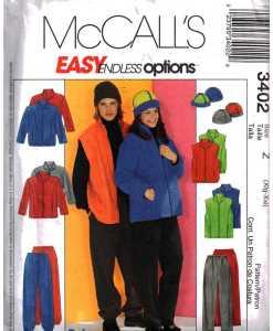 McCalls 3402