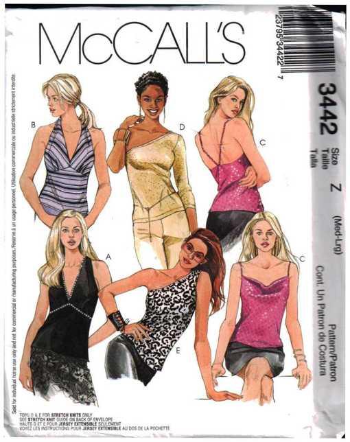 McCalls 3442