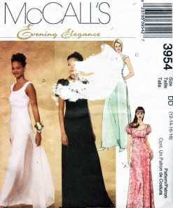 McCalls 3954