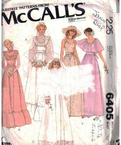 McCalls 6405