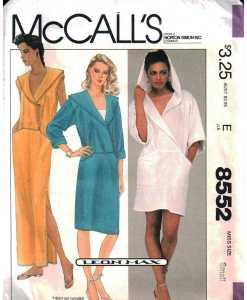 McCalls 8552