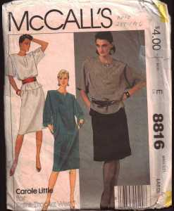 McCalls 8816 M