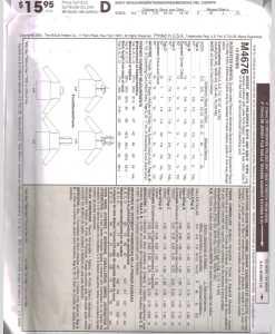 McCalls M4676 1
