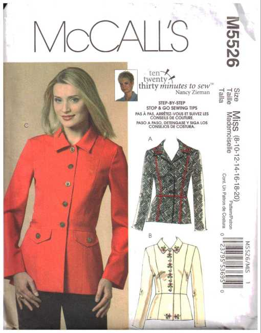 McCalls M5526