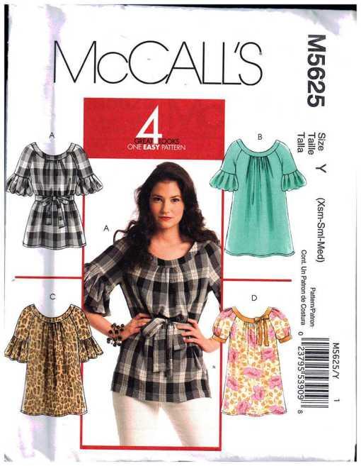 McCalls M5625