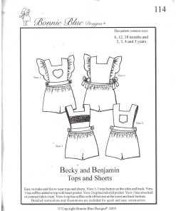 Bonnie Blue Designs 114
