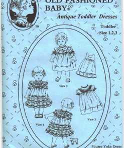 Old Fashioned Baby Antique Toddler Dresses