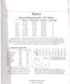 Petite Poche Terry 1