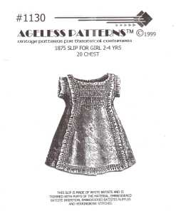 Ageless Patterns 1130