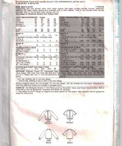 Butterick 3049 J 1