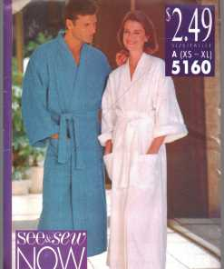 Sleepwear & Loungewear Sewing Patterns