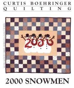Curtis Boehringer Quilting 2000