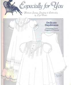 Especially for You Christening Gown