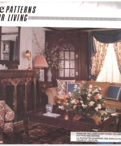 Soft Furnishings Sewing Patterns