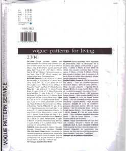 Vogue 2304 J 1