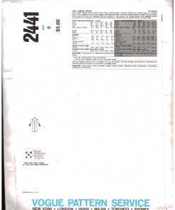 Vogue 2441 J 1