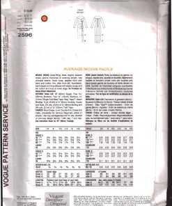 Vogue 2596 J 1