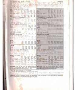 Butterick 3423 J 1