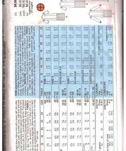 Butterick 3853 J 1