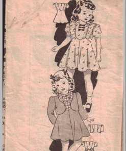 Marian Martin Girls Dress