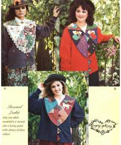 Marys Patterns Seasonal Jacket