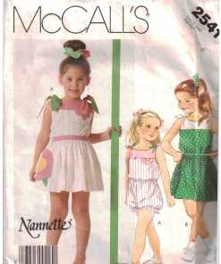 McCalls 2541
