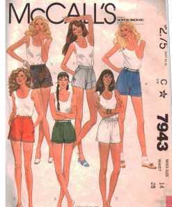 McCalls 7943 J