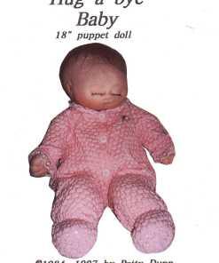 Patty Dunn Stuffed Toy