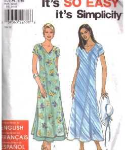 Simplicity 8565 J