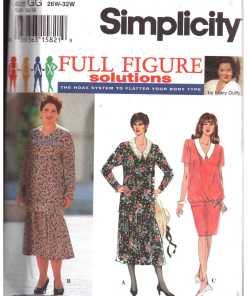 Simplicity 9124 J