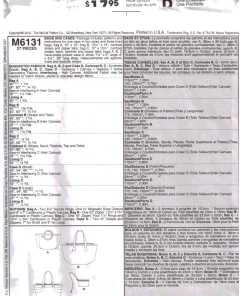 McCalls M6131 1