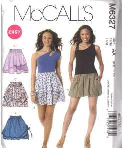 McCalls M6327