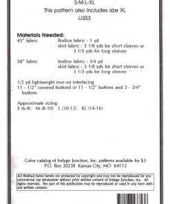 Great Copy Patterns IJ353 O 1