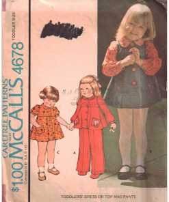 McCalls 4678 O