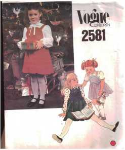 Vogue 2581 O