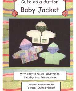 Jackie Clark Quilted Baby Jacket