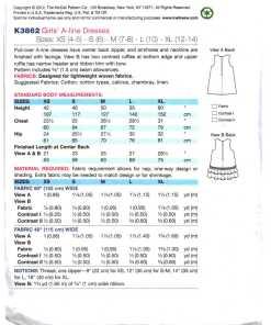Kwik Sew K3862 N 1