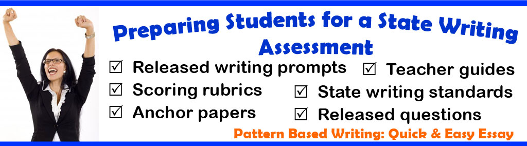 State Writing Assessment Resources | Teaching Writing Fast and Effectively!