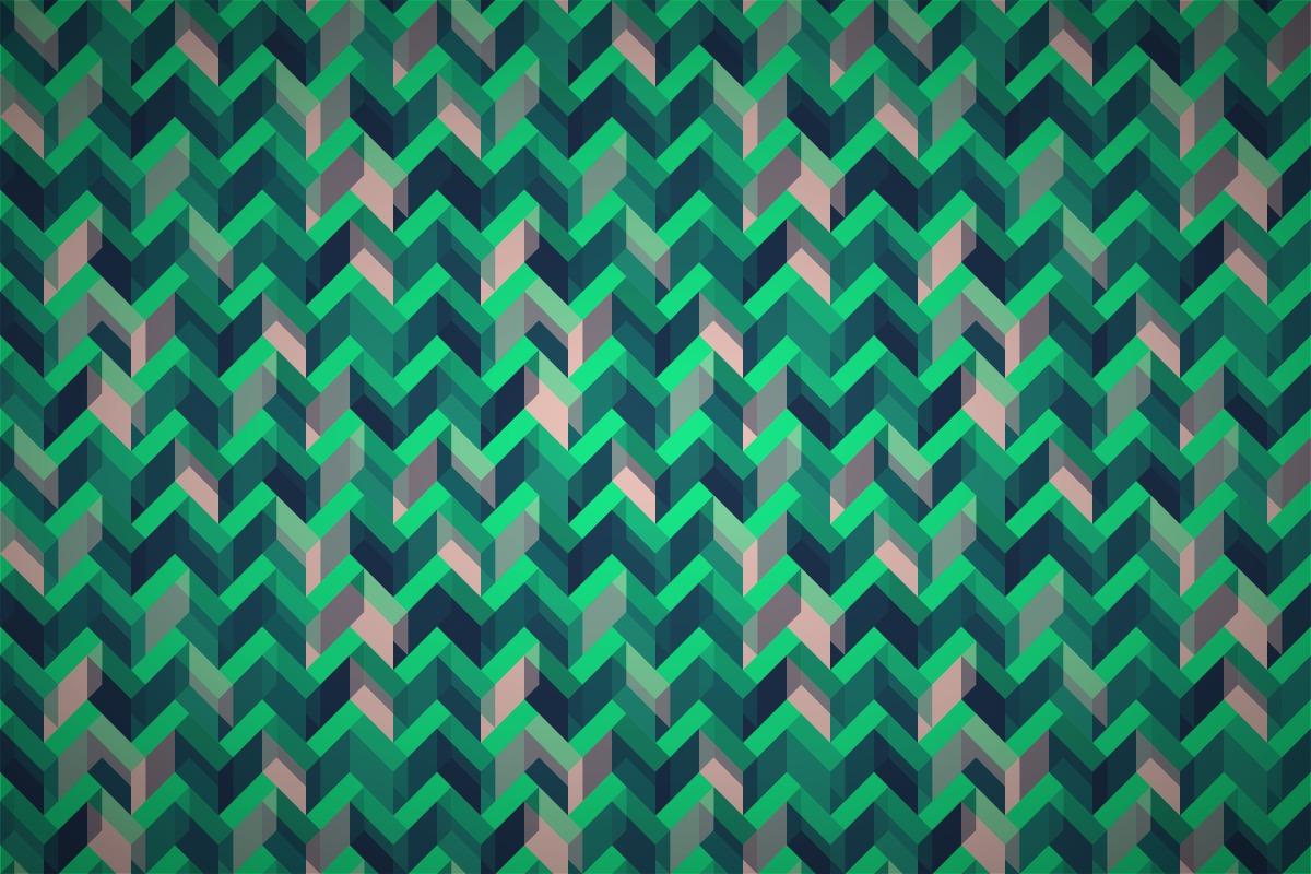 Free Gilmorish Zigzag Cloud Wallpaper Patterns