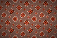 Free retro abstract flower wallpaper patterns