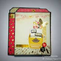 "Valentine's Mini Album ""My Story Collection"" - Video Tutorial"