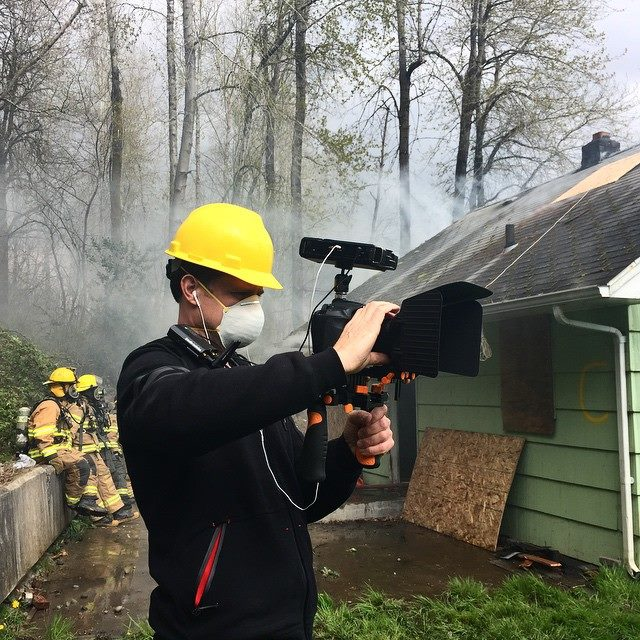 fire and rescue, videography, fire science, video, pippin beard
