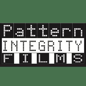 Pattern Integrity Films logo, george carlin, portland film studio