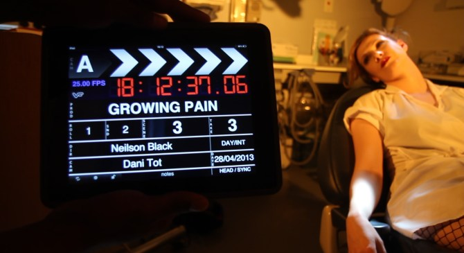 Growing Pain Production Day 2