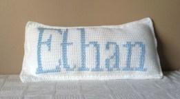 Ethan Crochet Cushion