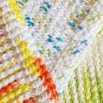 Tunisian Crochet Dishcloths Pattern Princess